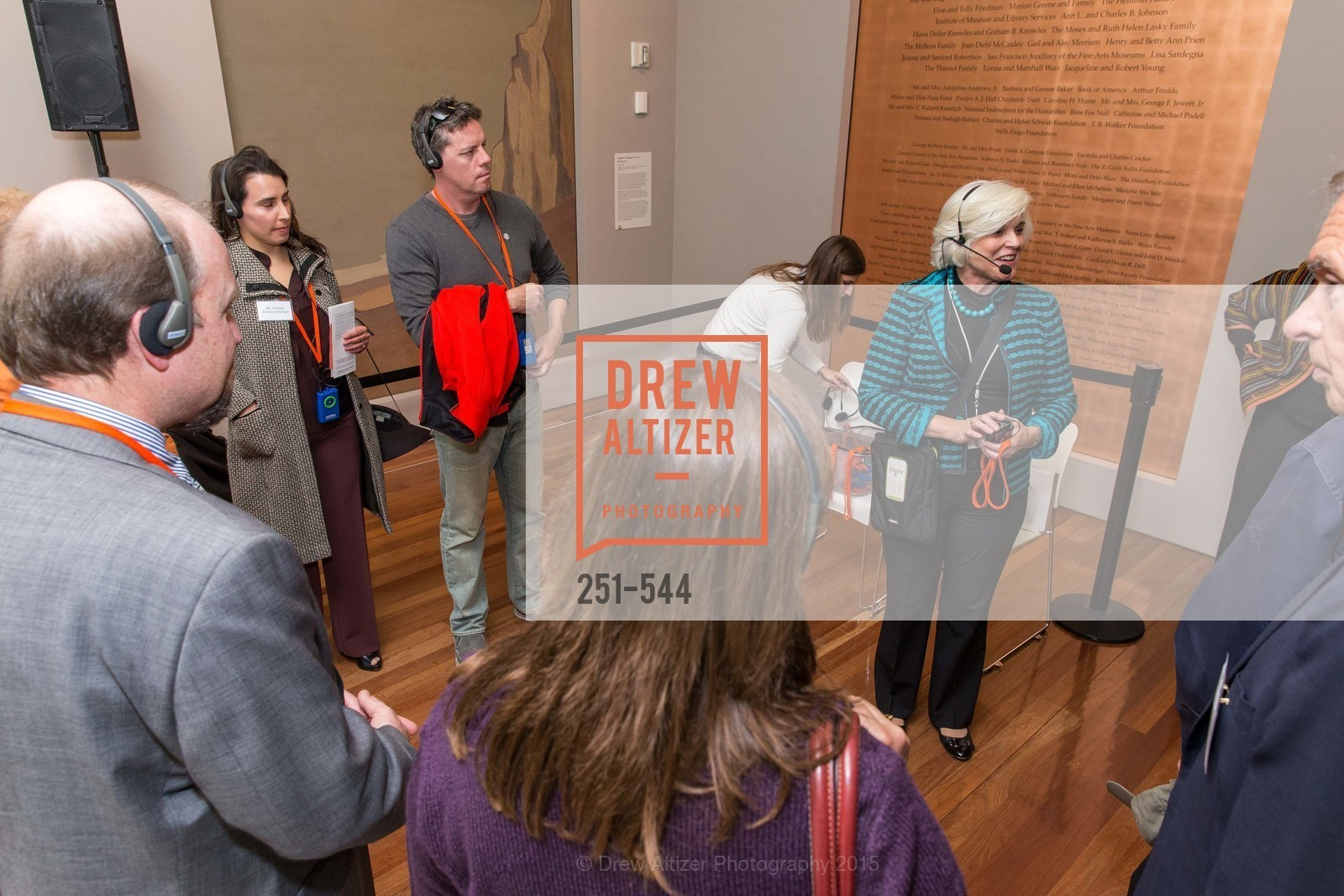 Maureen Fox, FAMSF hosts the Legacy Tea Reception, de Young Museum, November 17th, 2015,Drew Altizer, Drew Altizer Photography, full-service agency, private events, San Francisco photographer, photographer california