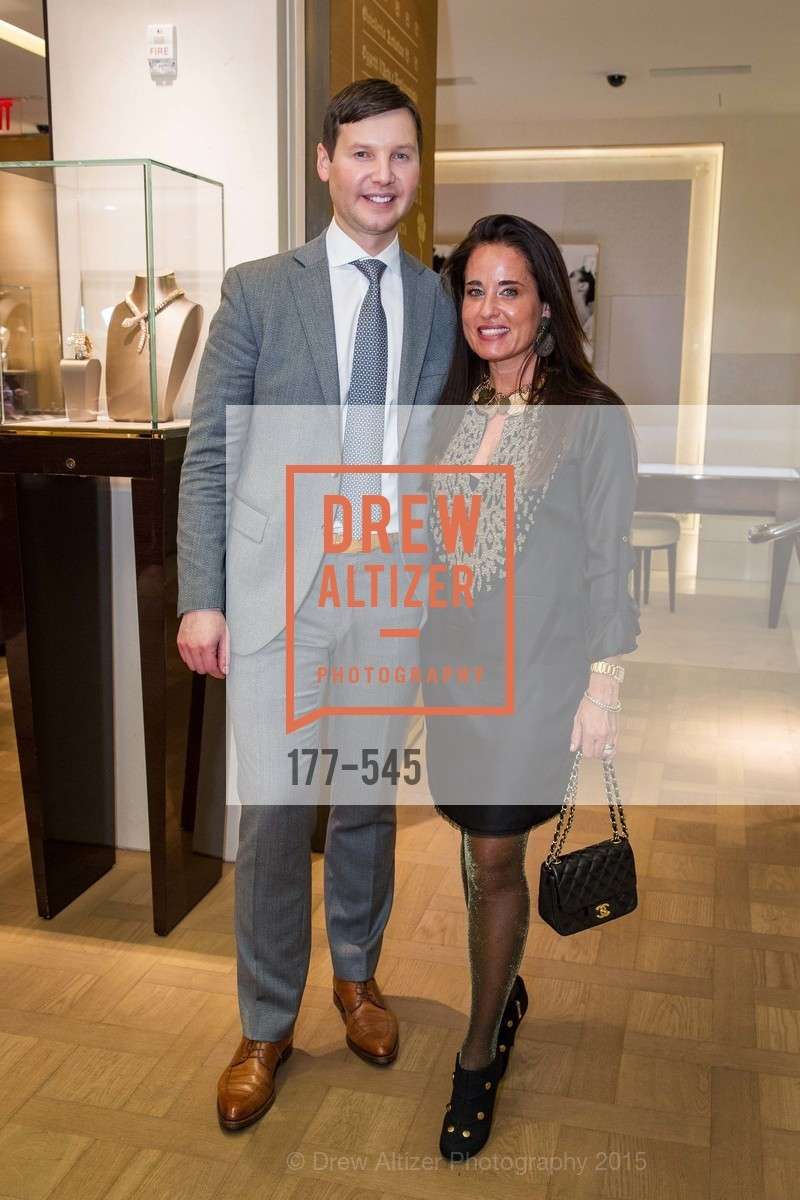 Ivan Bekichev, Natalia Urrutia, Bulgari Presents B.Cocktail, Bulgari. 200 Stockton Street, November 17th, 2015,Drew Altizer, Drew Altizer Photography, full-service agency, private events, San Francisco photographer, photographer california
