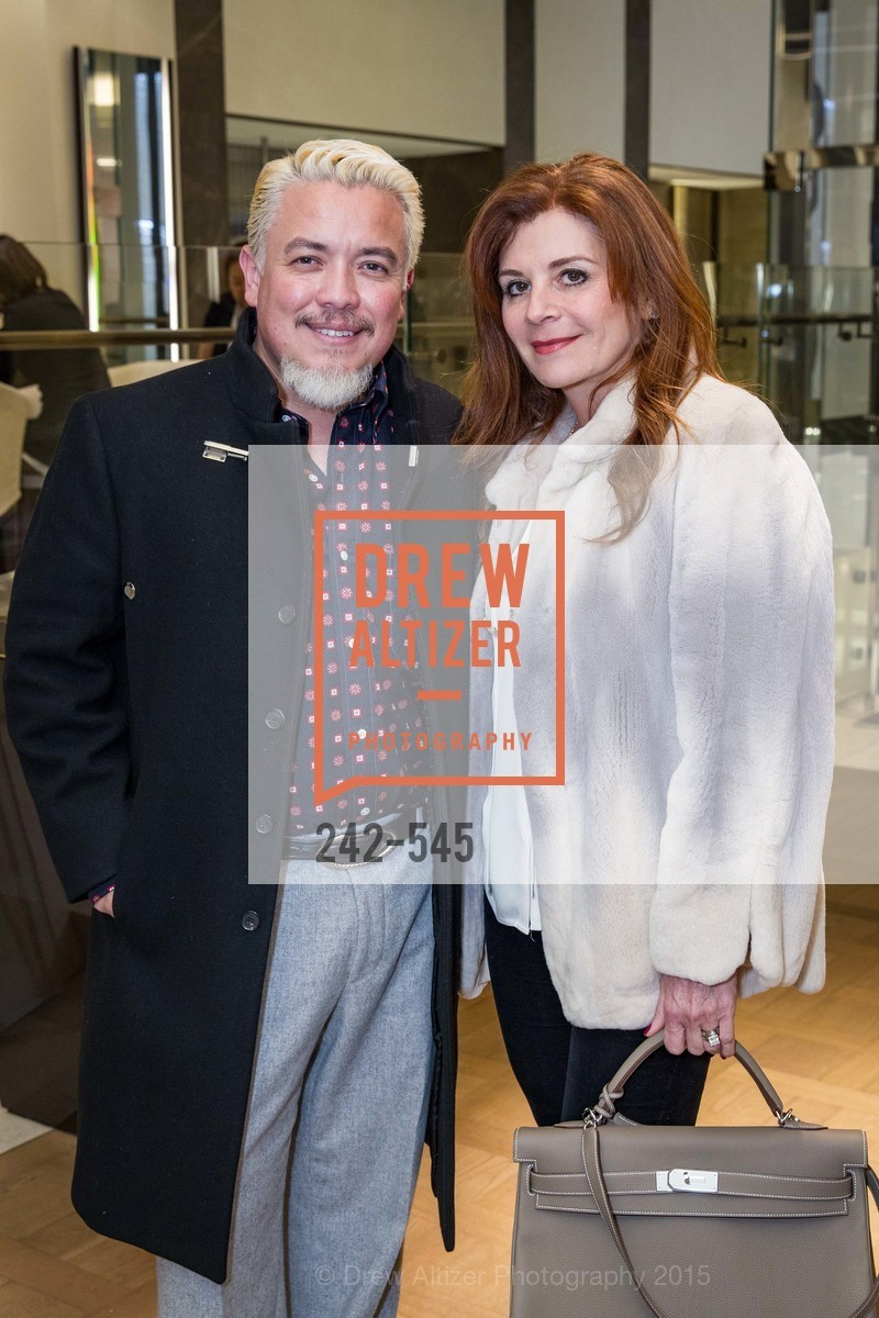 Victor Vargas, Farah Makras, Bulgari Presents B.Cocktail, Bulgari. 200 Stockton Street, November 17th, 2015,Drew Altizer, Drew Altizer Photography, full-service agency, private events, San Francisco photographer, photographer california