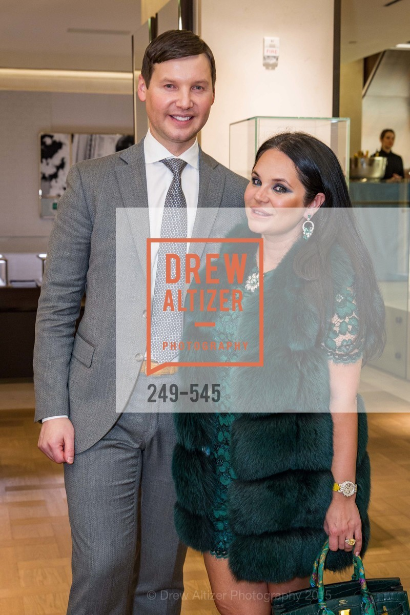Ivan Bekichev, Rada Katz, Bulgari Presents B.Cocktail, Bulgari. 200 Stockton Street, November 17th, 2015,Drew Altizer, Drew Altizer Photography, full-service agency, private events, San Francisco photographer, photographer california