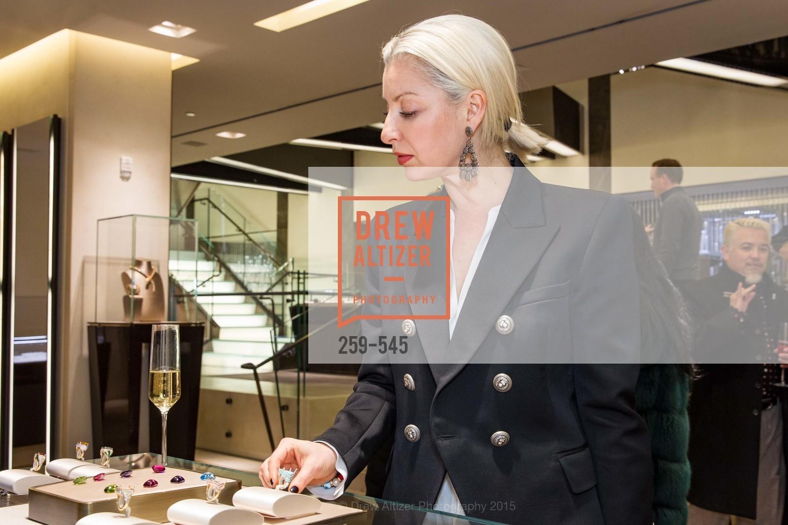 Sonya Molodetskaya, Bulgari Presents B.Cocktail, Bulgari. 200 Stockton Street, November 17th, 2015,Drew Altizer, Drew Altizer Photography, full-service agency, private events, San Francisco photographer, photographer california