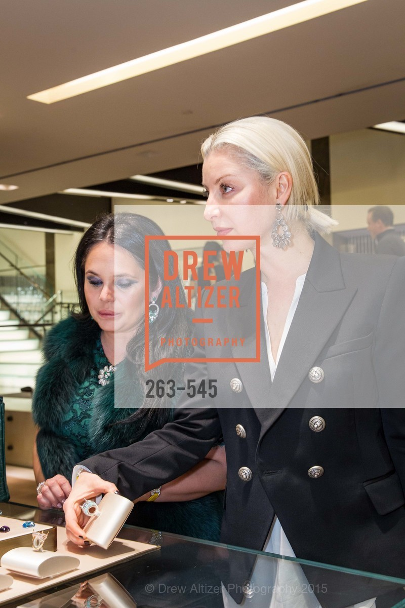 Rada Katz, Sonya Molodetskaya, Bulgari Presents B.Cocktail, Bulgari. 200 Stockton Street, November 17th, 2015,Drew Altizer, Drew Altizer Photography, full-service agency, private events, San Francisco photographer, photographer california