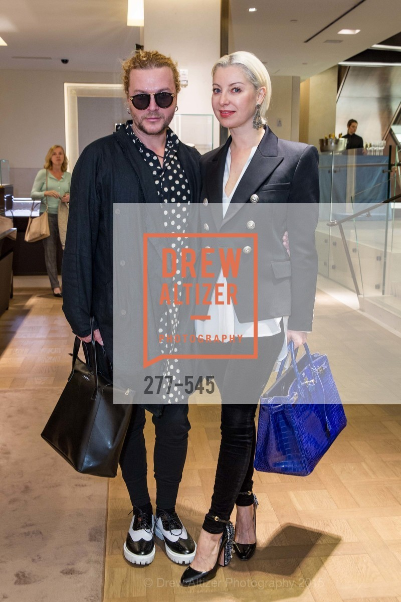 Vasily Vein, Sonya Molodetskaya, Bulgari Presents B.Cocktail, Bulgari. 200 Stockton Street, November 17th, 2015,Drew Altizer, Drew Altizer Photography, full-service agency, private events, San Francisco photographer, photographer california