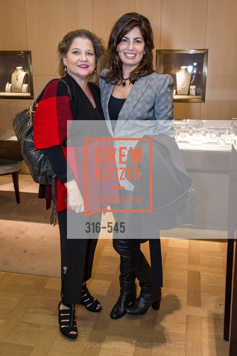 Gabriela Rojas, Rula Tamer, Bulgari Presents B.Cocktail, Bulgari. 200 Stockton Street, November 17th, 2015,Drew Altizer, Drew Altizer Photography, full-service agency, private events, San Francisco photographer, photographer california