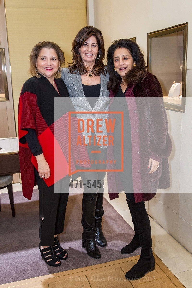 Gabriela Rojas, Rula Tamer, Vinati Mishra, Bulgari Presents B.Cocktail, Bulgari. 200 Stockton Street, November 17th, 2015,Drew Altizer, Drew Altizer Photography, full-service agency, private events, San Francisco photographer, photographer california