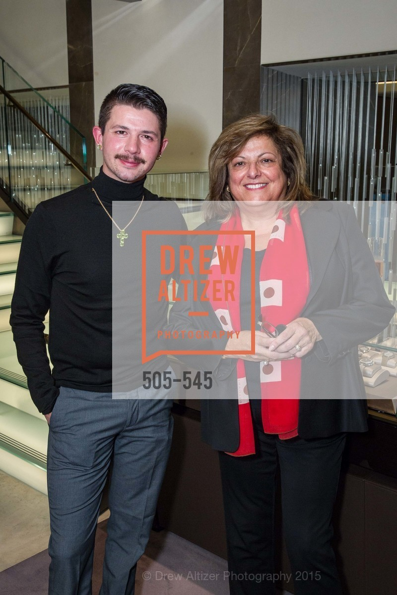Nicholas Arata, Laura Albini, Bulgari Presents B.Cocktail, Bulgari. 200 Stockton Street, November 17th, 2015,Drew Altizer, Drew Altizer Photography, full-service agency, private events, San Francisco photographer, photographer california