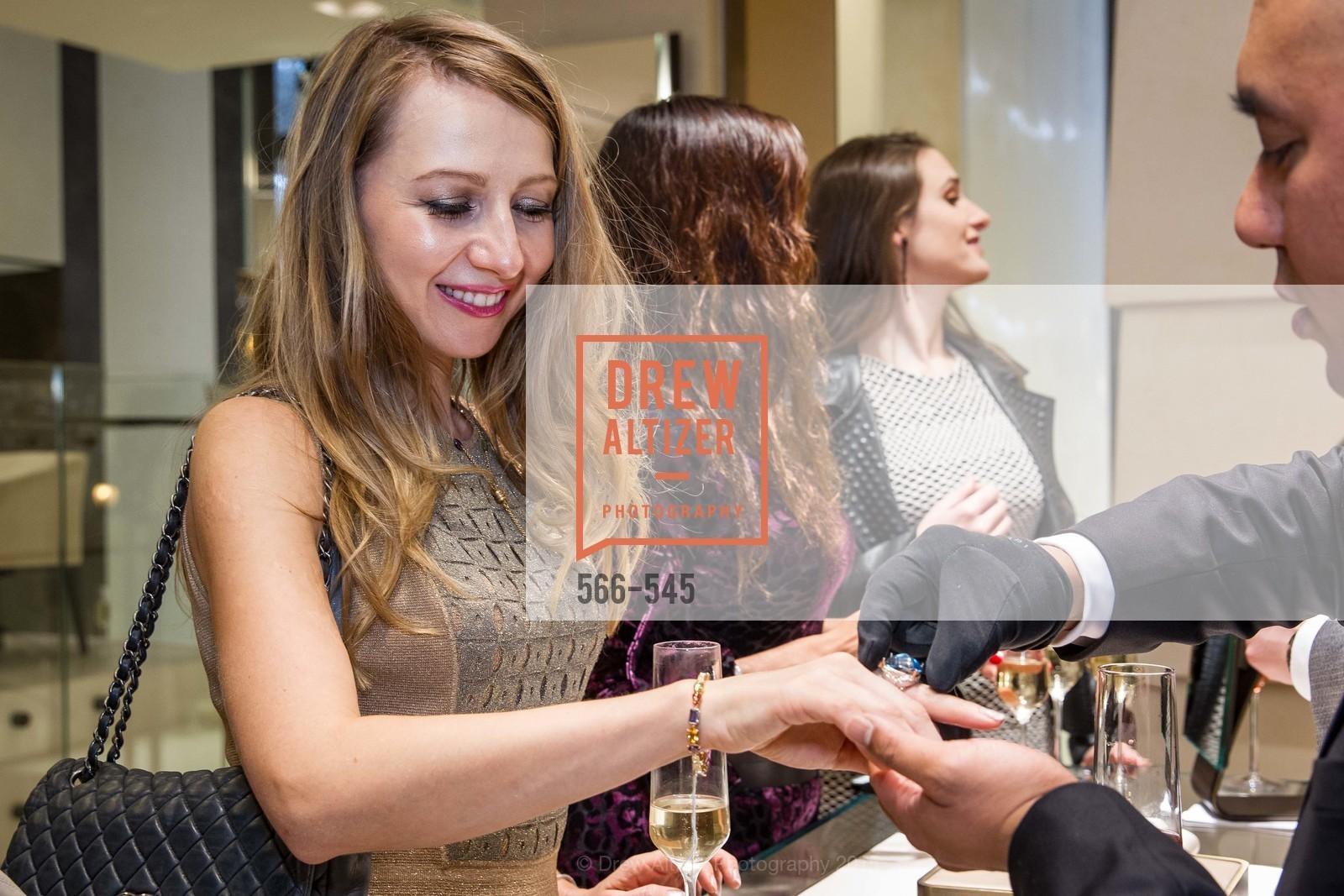 Svetlana Jilenko, Bulgari Presents B.Cocktail, Bulgari. 200 Stockton Street, November 17th, 2015,Drew Altizer, Drew Altizer Photography, full-service agency, private events, San Francisco photographer, photographer california