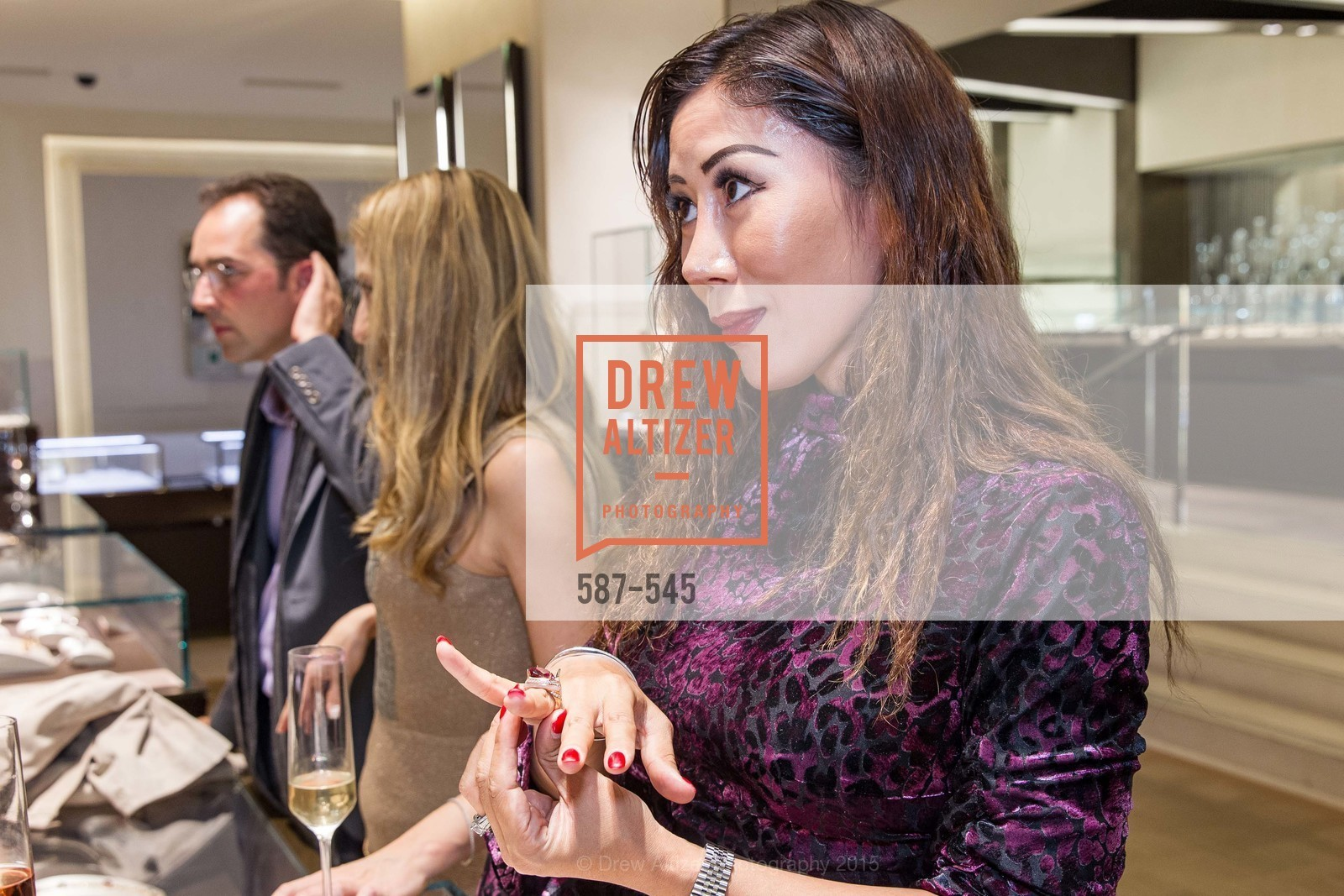 Rumiko McCarthy, Bulgari Presents B.Cocktail, Bulgari. 200 Stockton Street, November 17th, 2015,Drew Altizer, Drew Altizer Photography, full-service agency, private events, San Francisco photographer, photographer california