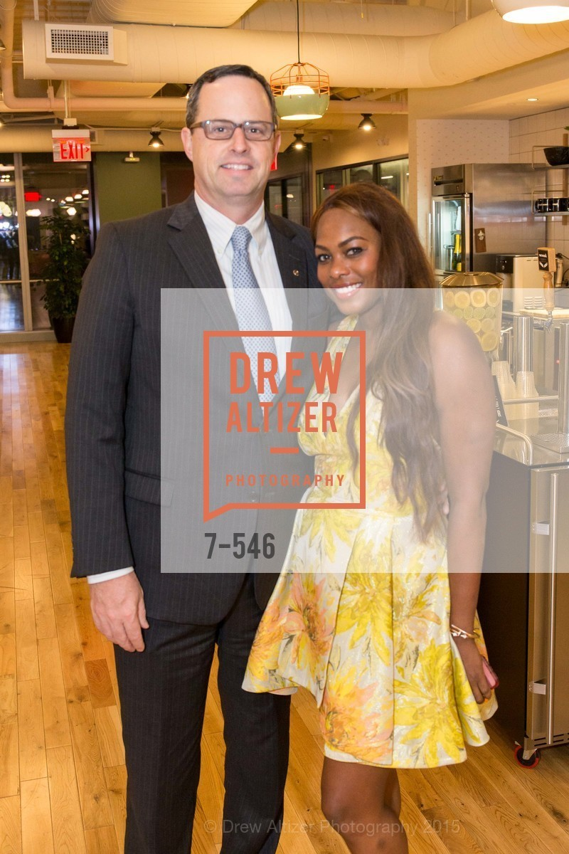 Justin Bank, Vanessa Jean-Baptiste, San Francisco Ballet ENCORE! Season Preview Party, WeWork. 535 Mission Street, 14th Floor, November 17th, 2015,Drew Altizer, Drew Altizer Photography, full-service agency, private events, San Francisco photographer, photographer california