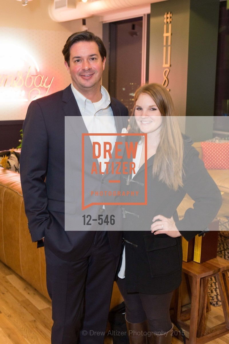 Daniel Cassell, Janie Dillard, San Francisco Ballet ENCORE! Season Preview Party, WeWork. 535 Mission Street, 14th Floor, November 17th, 2015,Drew Altizer, Drew Altizer Photography, full-service agency, private events, San Francisco photographer, photographer california