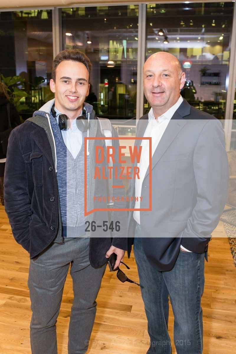 Alexey Semeney, Gil Panchina, San Francisco Ballet ENCORE! Season Preview Party, WeWork. 535 Mission Street, 14th Floor, November 17th, 2015,Drew Altizer, Drew Altizer Photography, full-service agency, private events, San Francisco photographer, photographer california