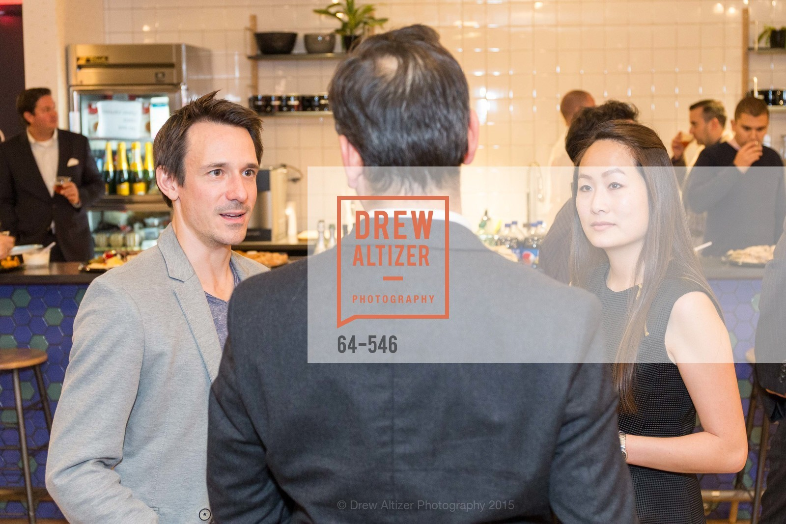 James Sofranco, Maggie Tsan, San Francisco Ballet ENCORE! Season Preview Party, WeWork. 535 Mission Street, 14th Floor, November 17th, 2015,Drew Altizer, Drew Altizer Photography, full-service agency, private events, San Francisco photographer, photographer california
