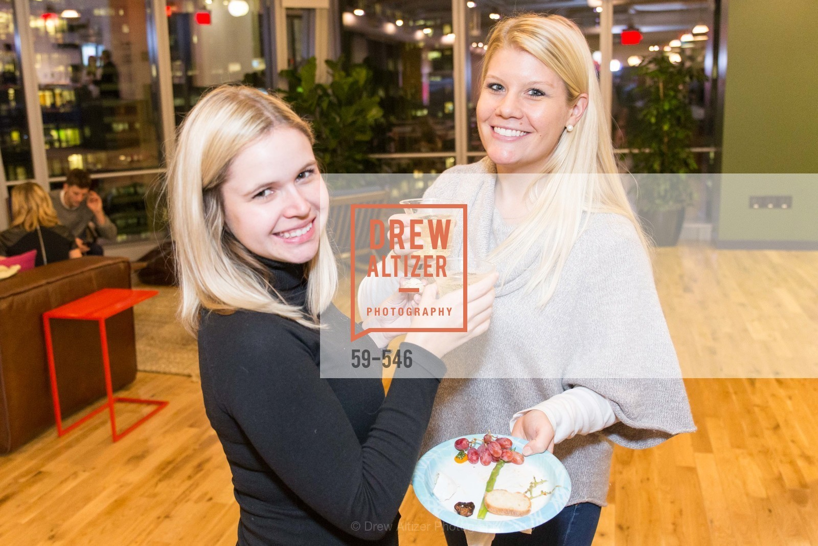 Colette Whitney, Laura Davis, San Francisco Ballet ENCORE! Season Preview Party, WeWork. 535 Mission Street, 14th Floor, November 17th, 2015,Drew Altizer, Drew Altizer Photography, full-service agency, private events, San Francisco photographer, photographer california