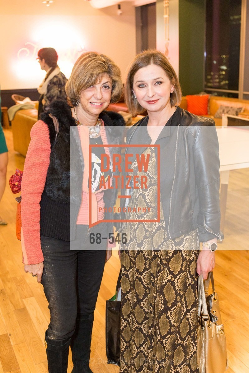 Ludmila Eggleton, Anjelika Koulebakina, San Francisco Ballet ENCORE! Season Preview Party, WeWork. 535 Mission Street, 14th Floor, November 17th, 2015,Drew Altizer, Drew Altizer Photography, full-service event agency, private events, San Francisco photographer, photographer California