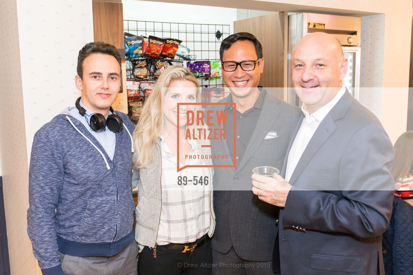 Alexey Semeney, Samantha Hartwell, Hadley Wilson, Gil Panchina, San Francisco Ballet ENCORE! Season Preview Party, WeWork. 535 Mission Street, 14th Floor, November 17th, 2015,Drew Altizer, Drew Altizer Photography, full-service agency, private events, San Francisco photographer, photographer california