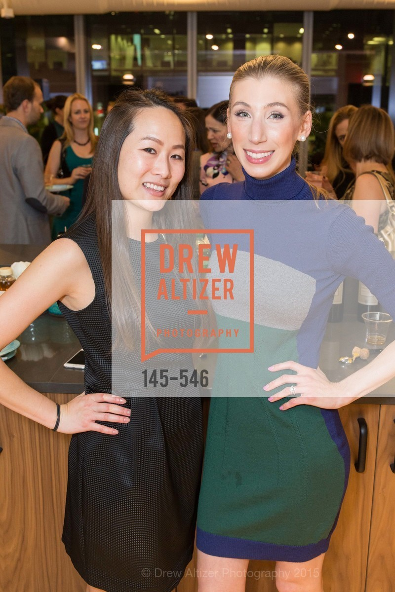 April Tsan, Maggie Winterfeldt Clark, San Francisco Ballet ENCORE! Season Preview Party, WeWork. 535 Mission Street, 14th Floor, November 17th, 2015,Drew Altizer, Drew Altizer Photography, full-service agency, private events, San Francisco photographer, photographer california
