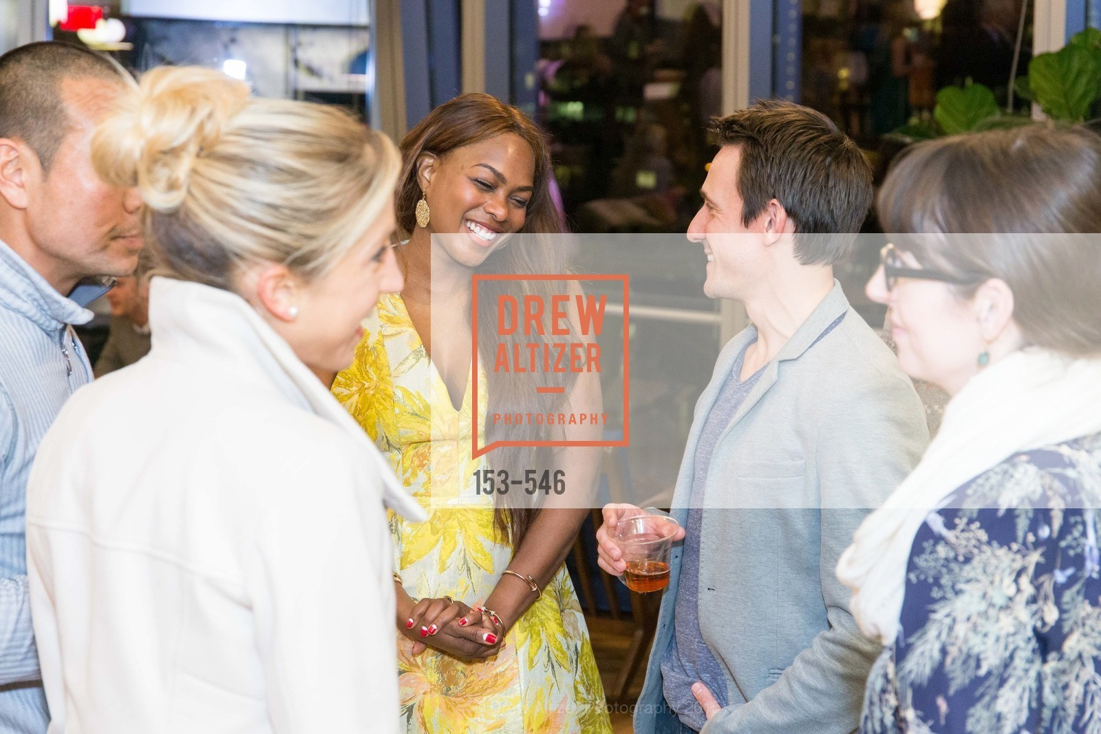Vanessa Jean-Baptiste, James Sofranco, San Francisco Ballet ENCORE! Season Preview Party, WeWork. 535 Mission Street, 14th Floor, November 17th, 2015,Drew Altizer, Drew Altizer Photography, full-service event agency, private events, San Francisco photographer, photographer California