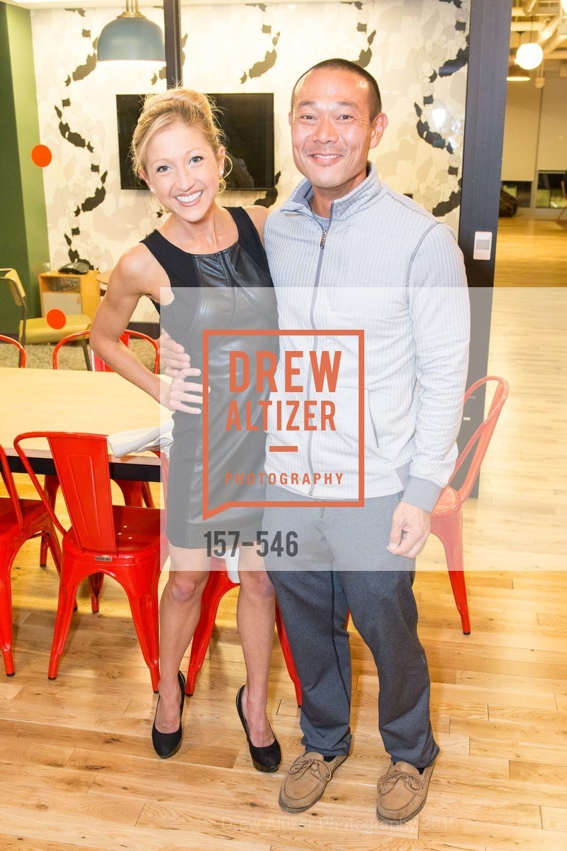 Caroline Jordan, Mark Harada, San Francisco Ballet ENCORE! Season Preview Party, WeWork. 535 Mission Street, 14th Floor, November 17th, 2015,Drew Altizer, Drew Altizer Photography, full-service event agency, private events, San Francisco photographer, photographer California