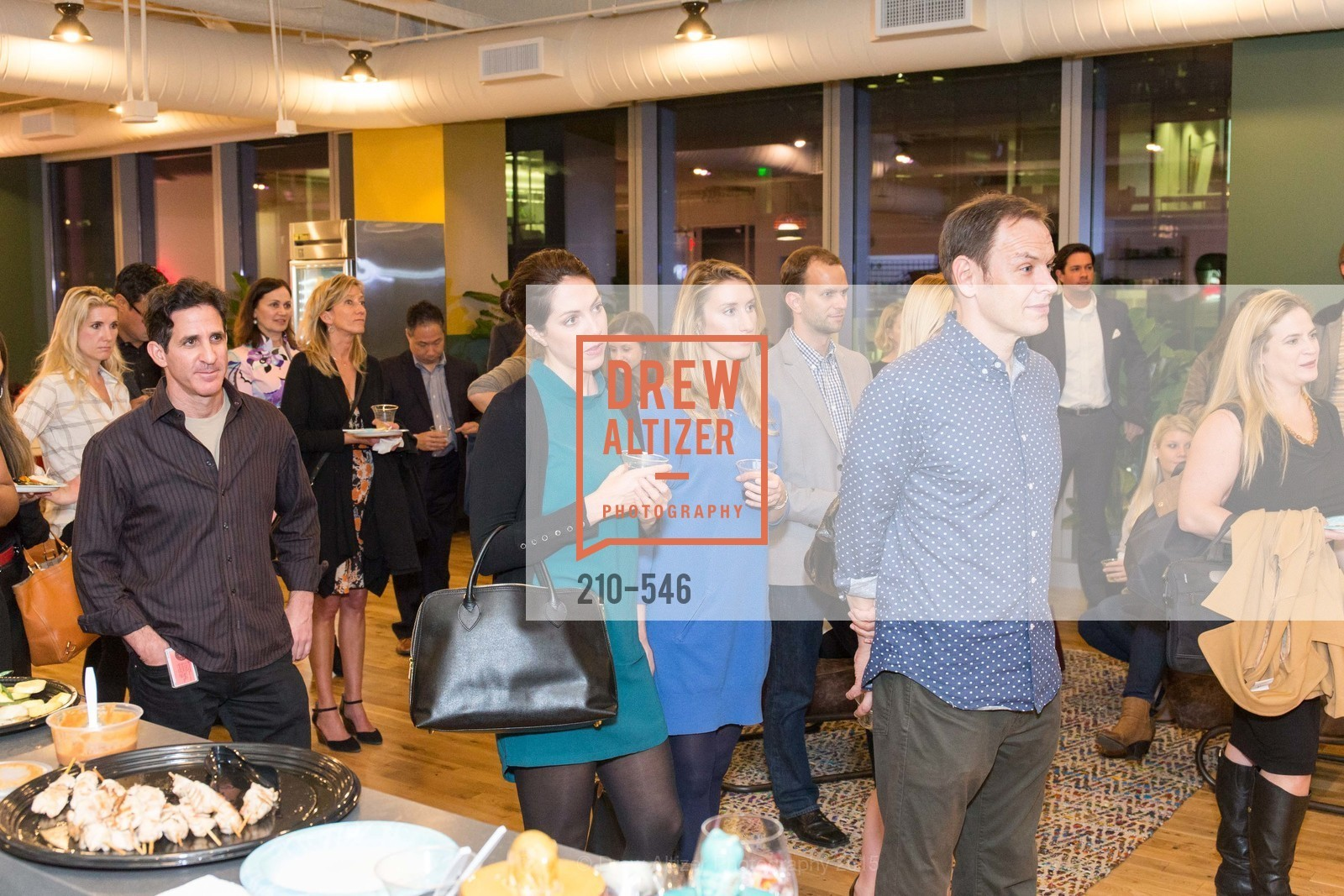 Atmosphere, San Francisco Ballet ENCORE! Season Preview Party, WeWork. 535 Mission Street, 14th Floor, November 17th, 2015,Drew Altizer, Drew Altizer Photography, full-service agency, private events, San Francisco photographer, photographer california