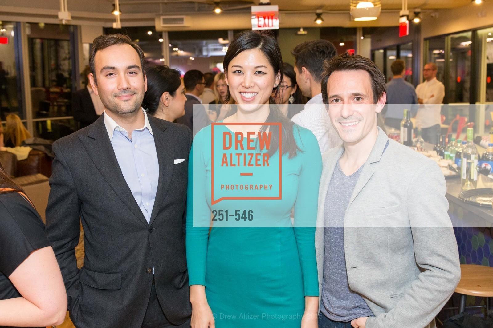 Chris Correa, Emily Hu, James Sofranco, Photo #251-546