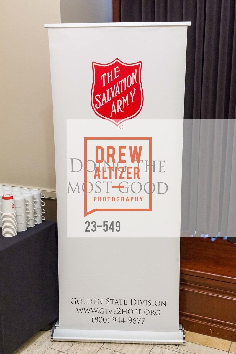 Atmosphere, The Salvation Army's 12th Annual Holiday Luncheon Kettle Kickoff, The Bently Reserve. 301 Battery St, November 18th, 2015,Drew Altizer, Drew Altizer Photography, full-service event agency, private events, San Francisco photographer, photographer California