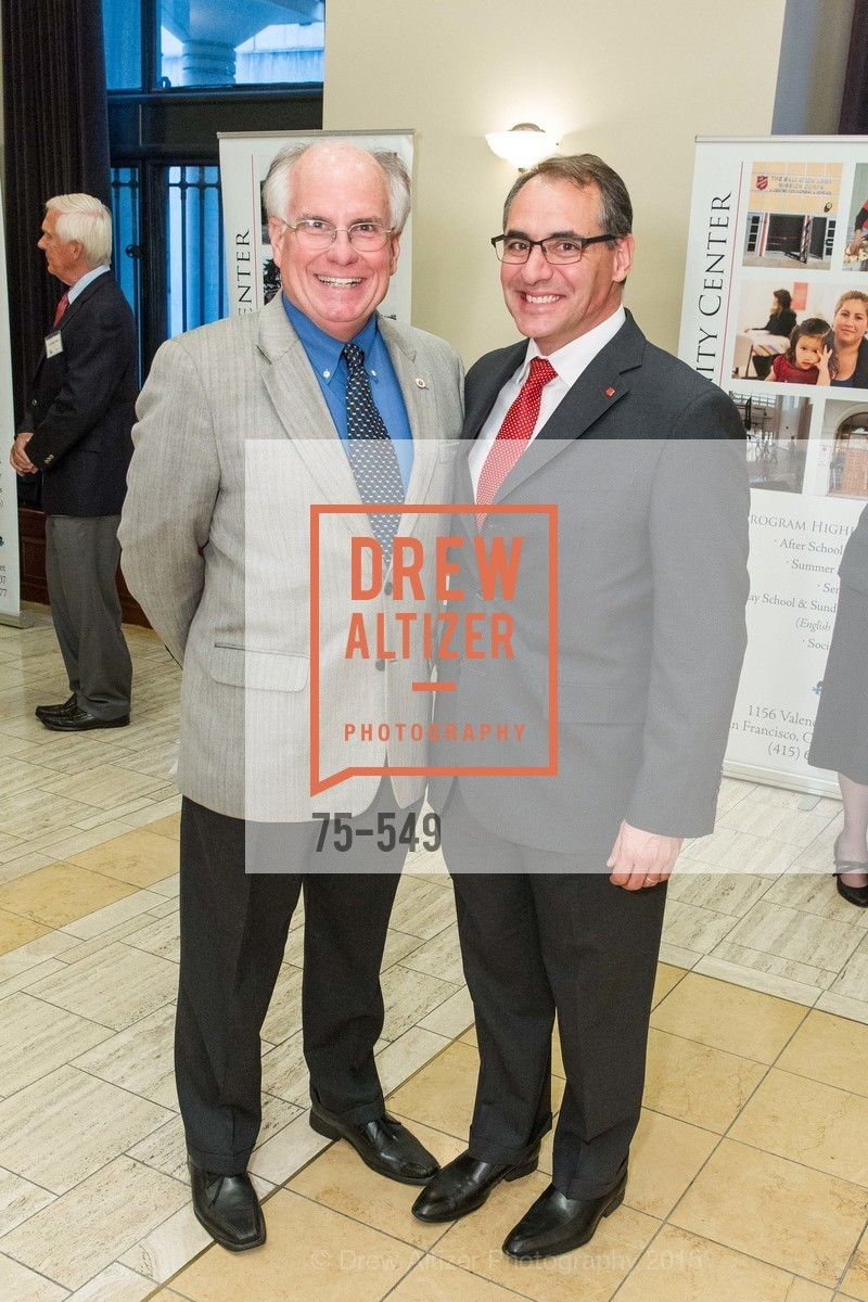 Peter Ratto, John McKnight, The Salvation Army's 12th Annual Holiday Luncheon Kettle Kickoff, The Bently Reserve. 301 Battery St, November 18th, 2015,Drew Altizer, Drew Altizer Photography, full-service agency, private events, San Francisco photographer, photographer california