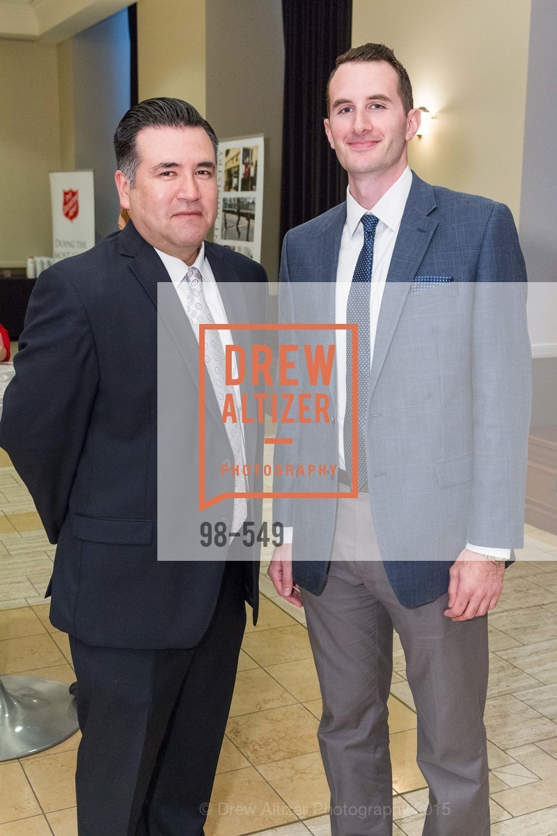 Enrique Ovando, Scott Tashjian, The Salvation Army's 12th Annual Holiday Luncheon Kettle Kickoff, The Bently Reserve. 301 Battery St, November 18th, 2015,Drew Altizer, Drew Altizer Photography, full-service agency, private events, San Francisco photographer, photographer california