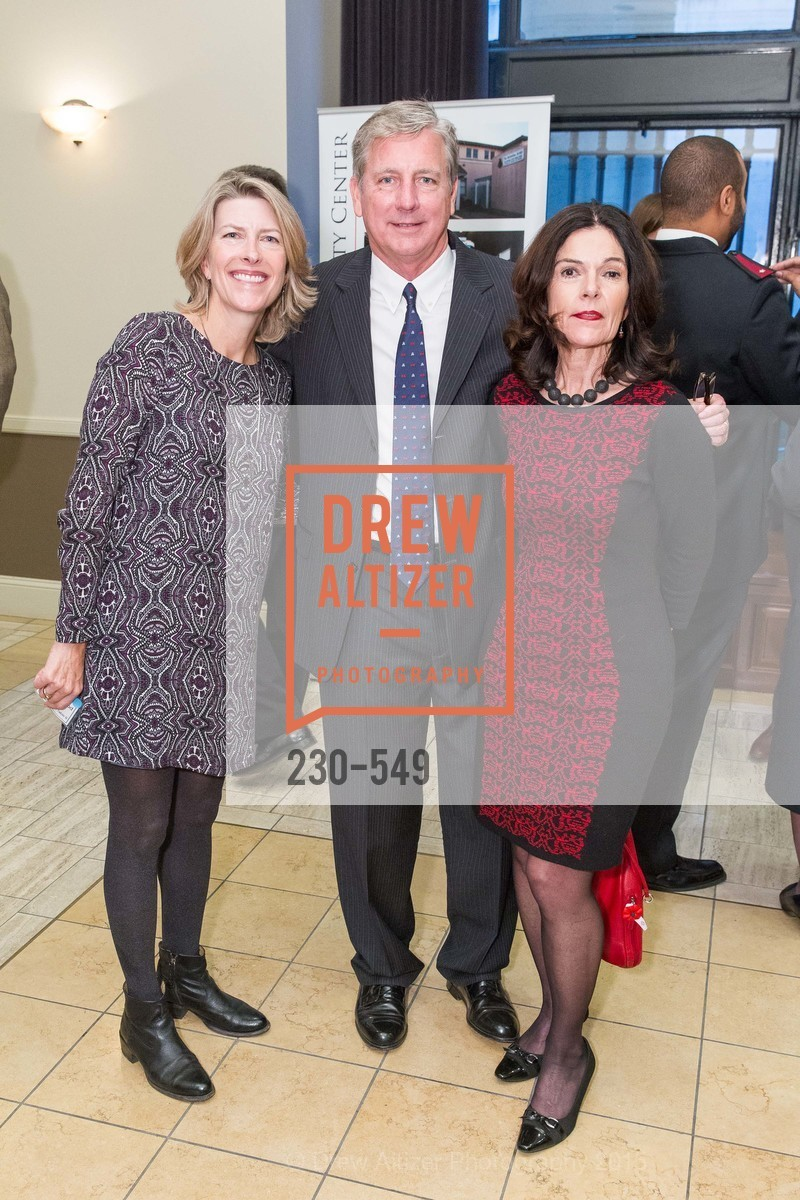 Cathy Osgood, Chris Ford, April Ford, The Salvation Army's 12th Annual Holiday Luncheon Kettle Kickoff, The Bently Reserve. 301 Battery St, November 18th, 2015,Drew Altizer, Drew Altizer Photography, full-service agency, private events, San Francisco photographer, photographer california