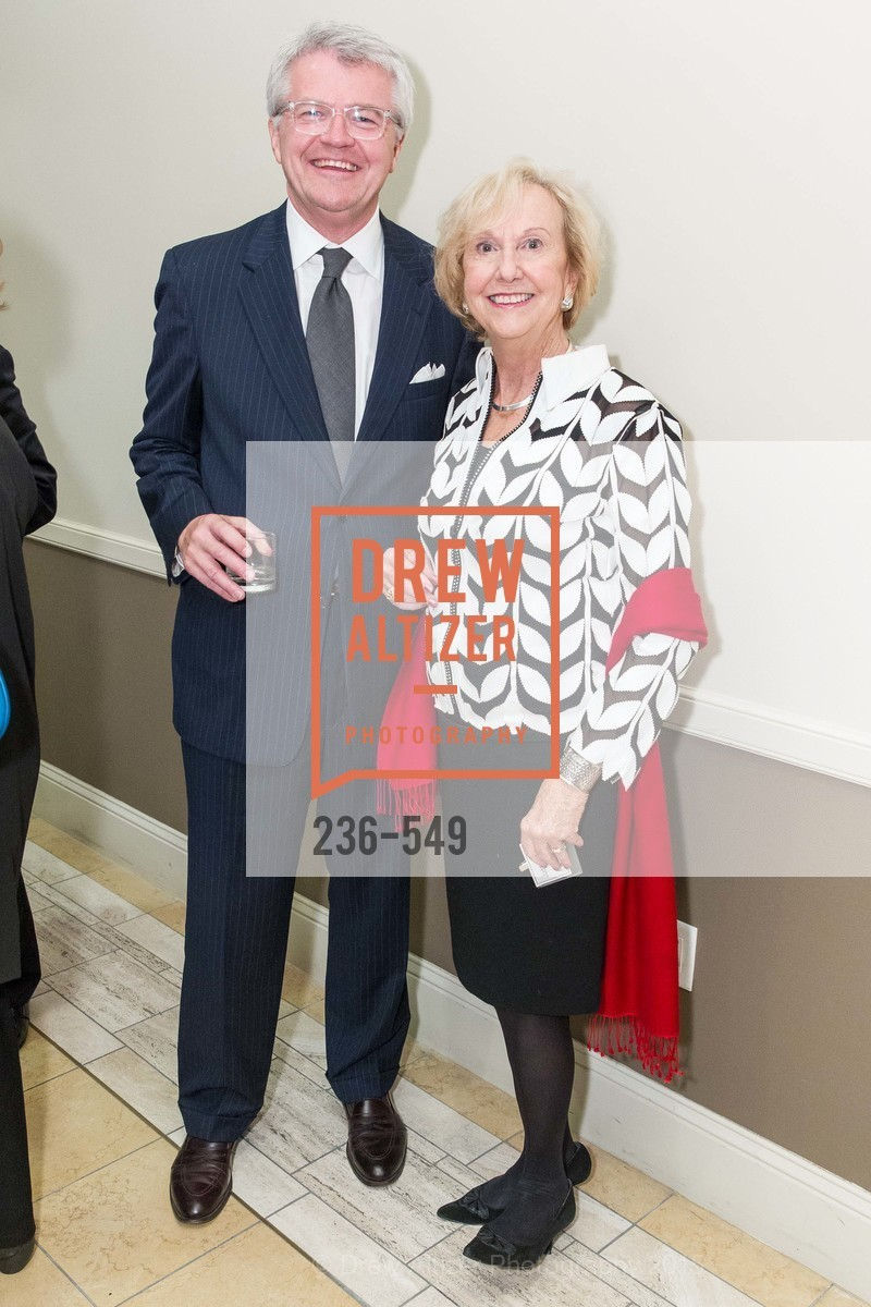Doug Person, Judith Heuser, The Salvation Army's 12th Annual Holiday Luncheon Kettle Kickoff, The Bently Reserve. 301 Battery St, November 18th, 2015,Drew Altizer, Drew Altizer Photography, full-service agency, private events, San Francisco photographer, photographer california