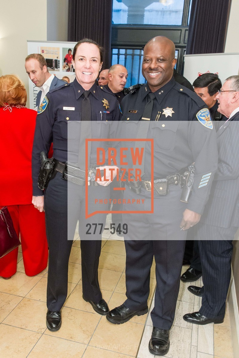 Ann Mannix, Mikail Ali, The Salvation Army's 12th Annual Holiday Luncheon Kettle Kickoff, The Bently Reserve. 301 Battery St, November 18th, 2015,Drew Altizer, Drew Altizer Photography, full-service agency, private events, San Francisco photographer, photographer california