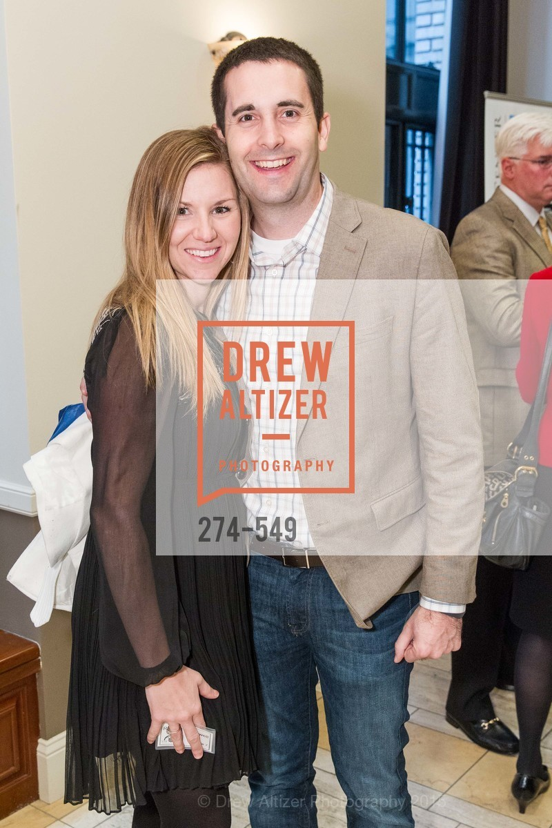 Rachel Blackwell, Ryan Blackwell, The Salvation Army's 12th Annual Holiday Luncheon Kettle Kickoff, The Bently Reserve. 301 Battery St, November 18th, 2015,Drew Altizer, Drew Altizer Photography, full-service agency, private events, San Francisco photographer, photographer california