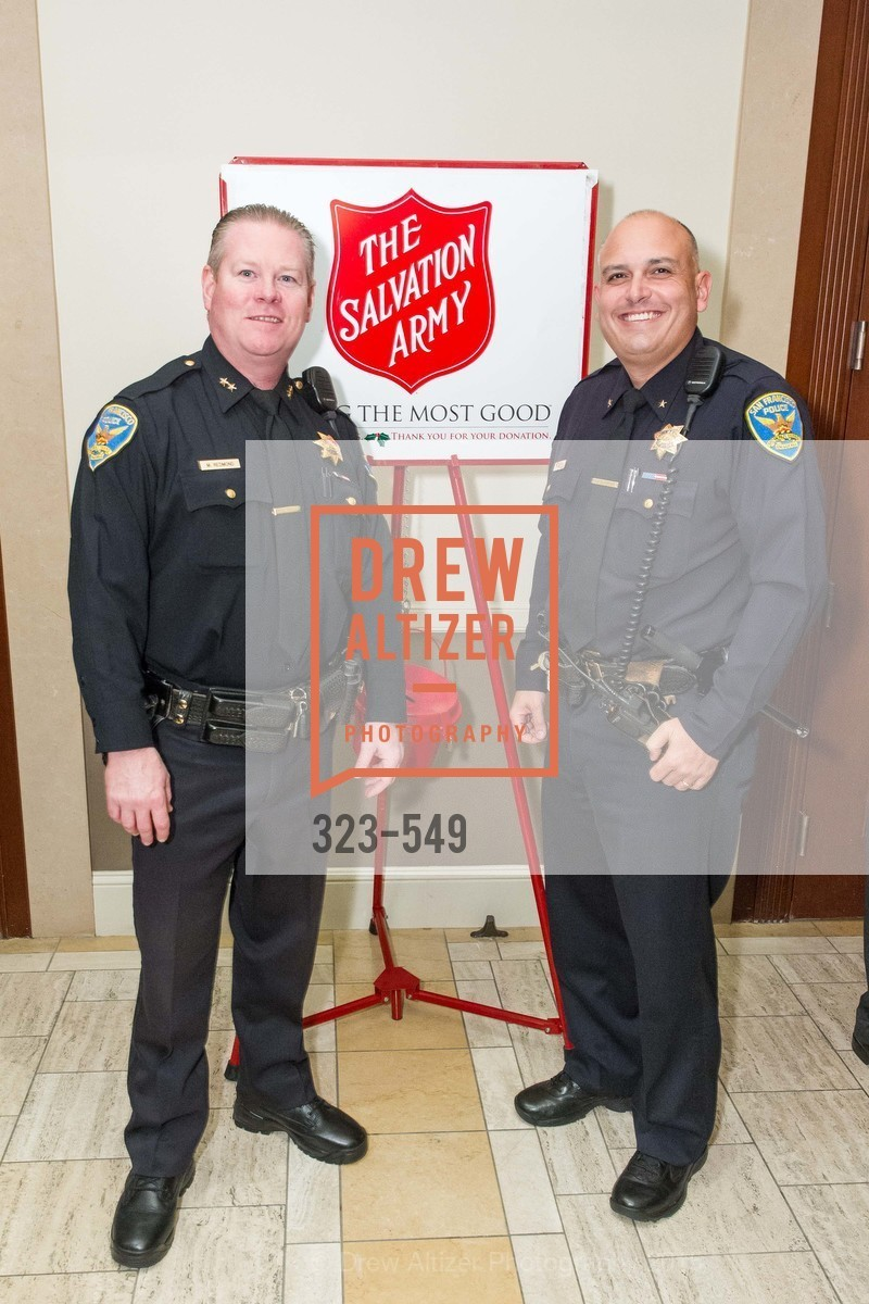 Mike Redmond, Bob Moser, The Salvation Army's 12th Annual Holiday Luncheon Kettle Kickoff, The Bently Reserve. 301 Battery St, November 18th, 2015,Drew Altizer, Drew Altizer Photography, full-service agency, private events, San Francisco photographer, photographer california