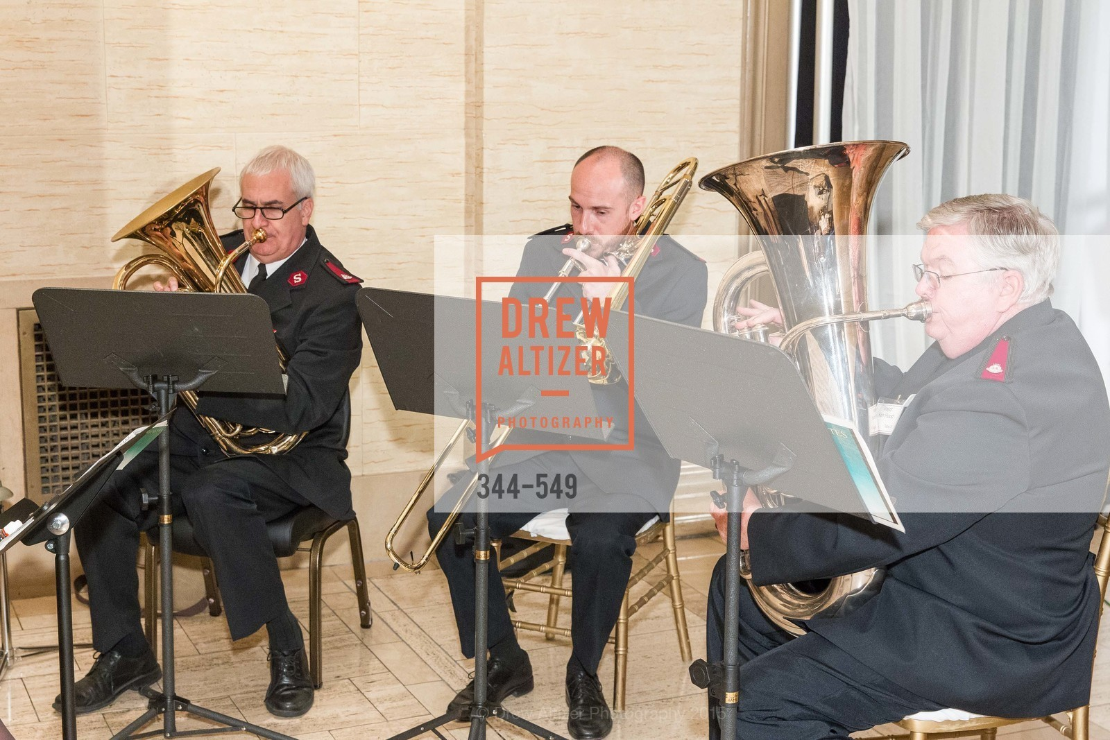 Performance, The Salvation Army's 12th Annual Holiday Luncheon Kettle Kickoff, The Bently Reserve. 301 Battery St, November 18th, 2015,Drew Altizer, Drew Altizer Photography, full-service agency, private events, San Francisco photographer, photographer california