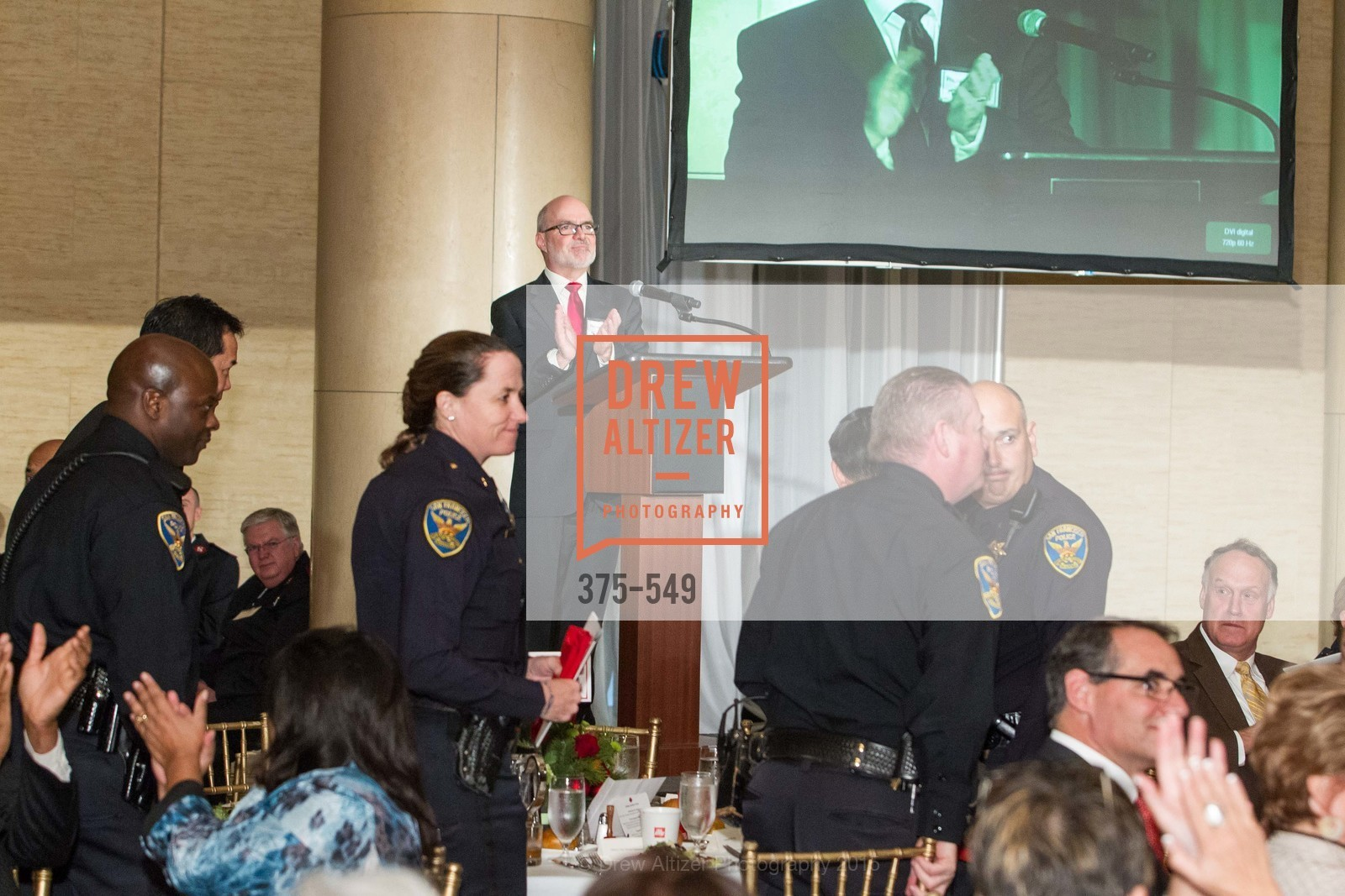Richard Harris, The Salvation Army's 12th Annual Holiday Luncheon Kettle Kickoff, The Bently Reserve. 301 Battery St, November 18th, 2015,Drew Altizer, Drew Altizer Photography, full-service agency, private events, San Francisco photographer, photographer california