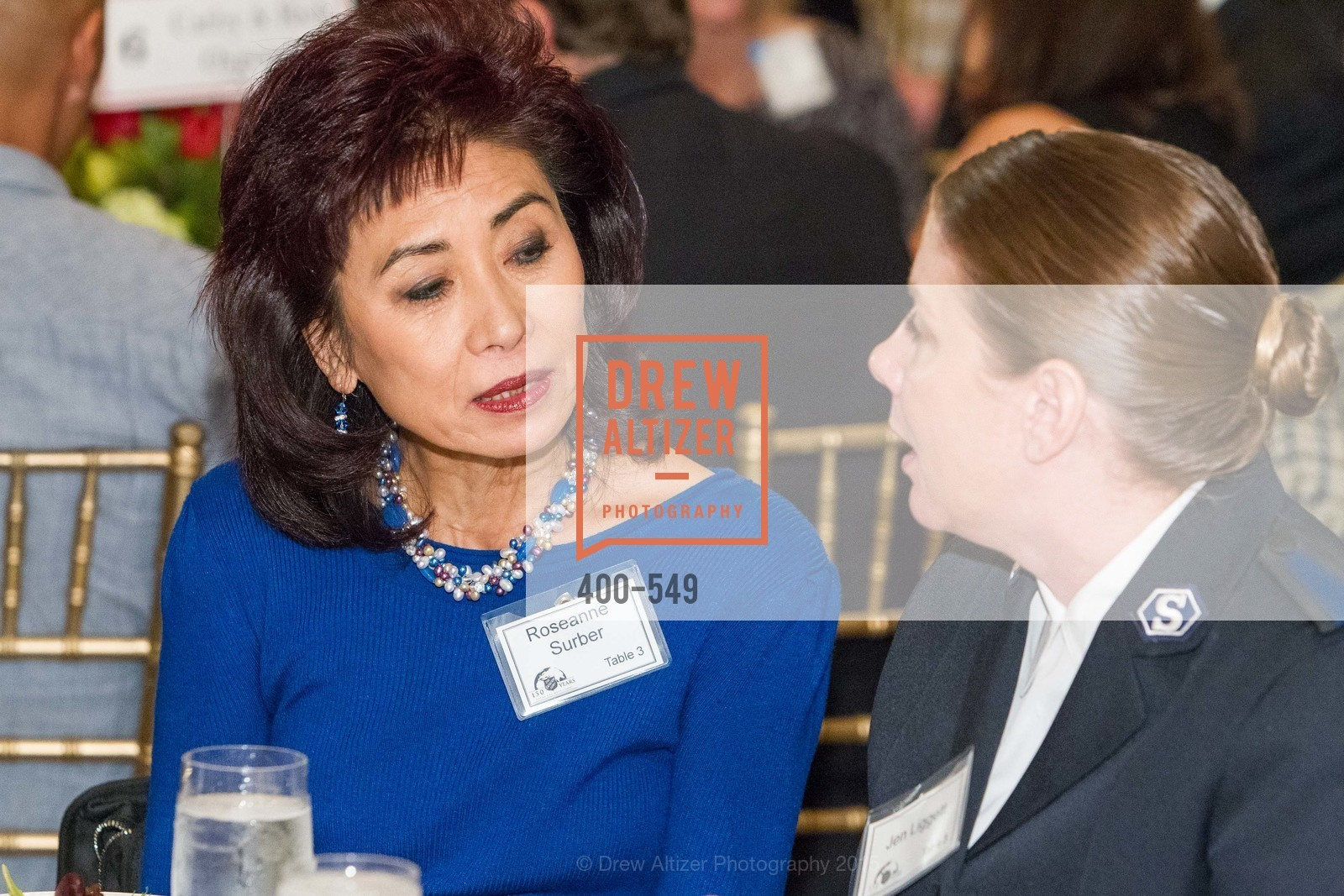 Roseanne Surber, The Salvation Army's 12th Annual Holiday Luncheon Kettle Kickoff, The Bently Reserve. 301 Battery St, November 18th, 2015,Drew Altizer, Drew Altizer Photography, full-service agency, private events, San Francisco photographer, photographer california