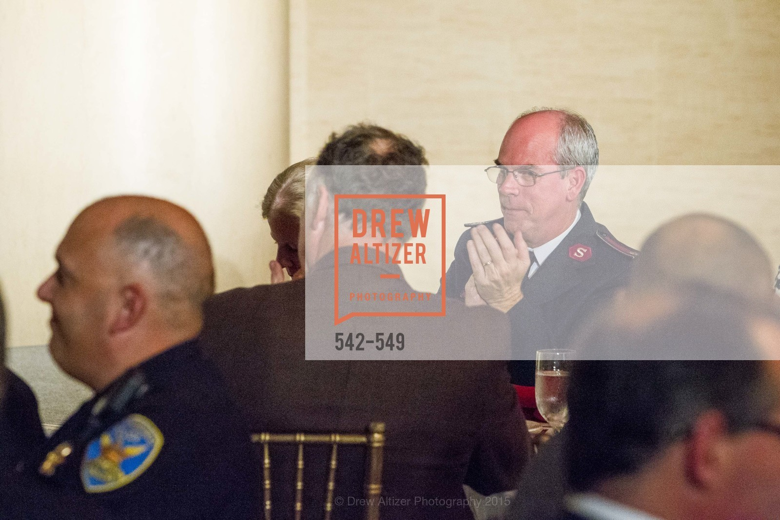 Lt. Col. Tim Foley, The Salvation Army's 12th Annual Holiday Luncheon Kettle Kickoff, The Bently Reserve. 301 Battery St, November 18th, 2015,Drew Altizer, Drew Altizer Photography, full-service agency, private events, San Francisco photographer, photographer california