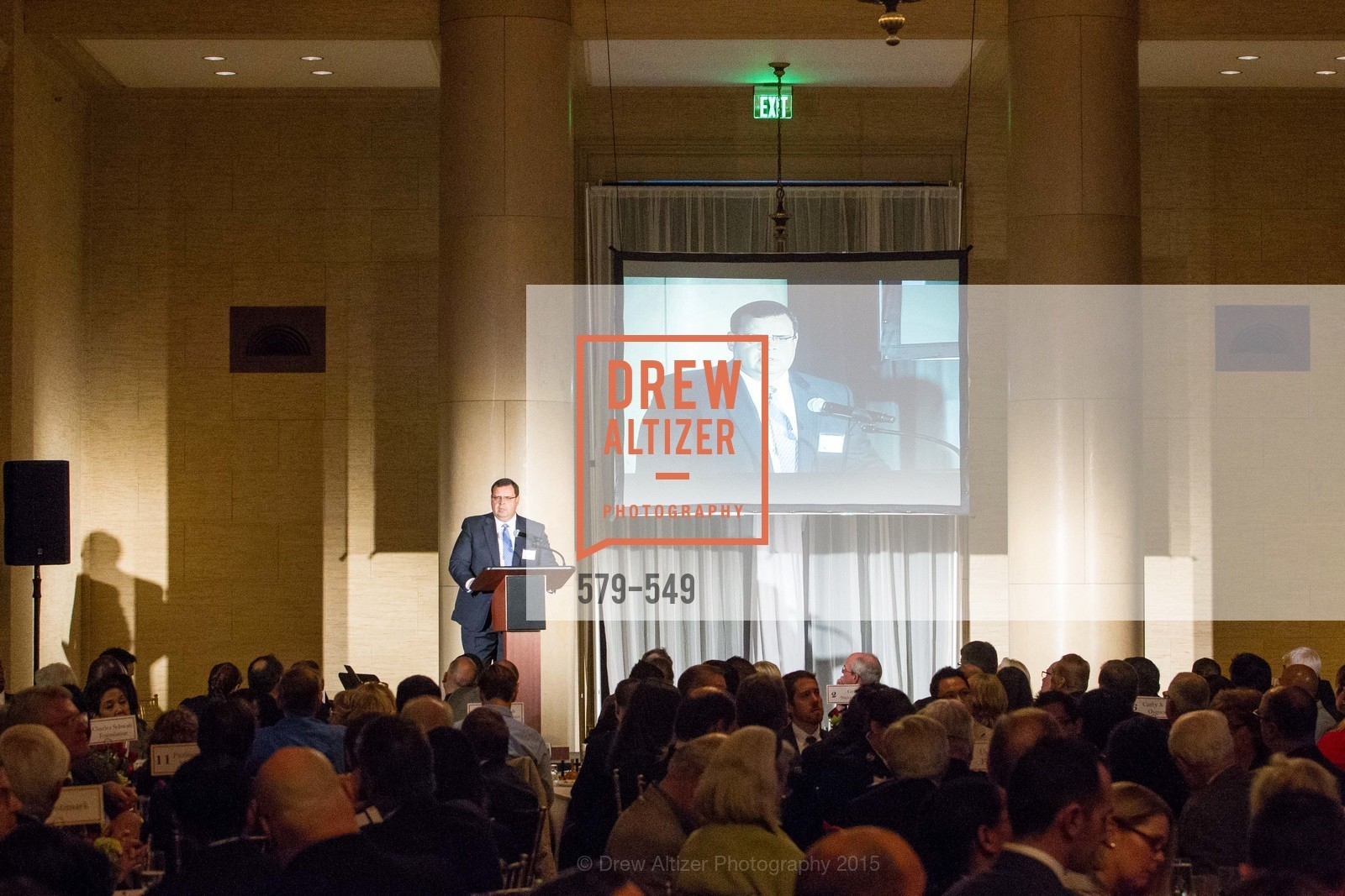 Brent Beabout, The Salvation Army's 12th Annual Holiday Luncheon Kettle Kickoff, The Bently Reserve. 301 Battery St, November 18th, 2015,Drew Altizer, Drew Altizer Photography, full-service agency, private events, San Francisco photographer, photographer california