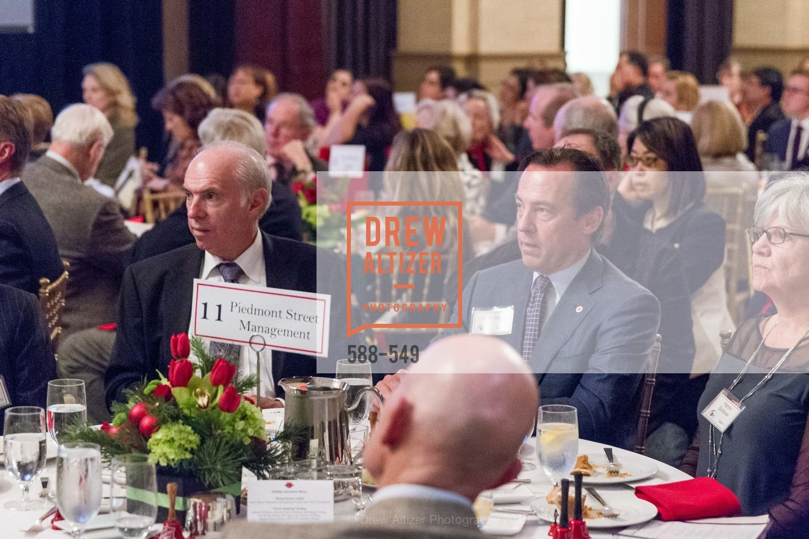 Mark Best, The Salvation Army's 12th Annual Holiday Luncheon Kettle Kickoff, The Bently Reserve. 301 Battery St, November 18th, 2015,Drew Altizer, Drew Altizer Photography, full-service agency, private events, San Francisco photographer, photographer california