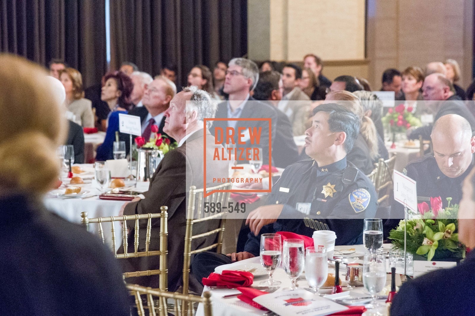 Garret Tom, The Salvation Army's 12th Annual Holiday Luncheon Kettle Kickoff, The Bently Reserve. 301 Battery St, November 18th, 2015,Drew Altizer, Drew Altizer Photography, full-service agency, private events, San Francisco photographer, photographer california