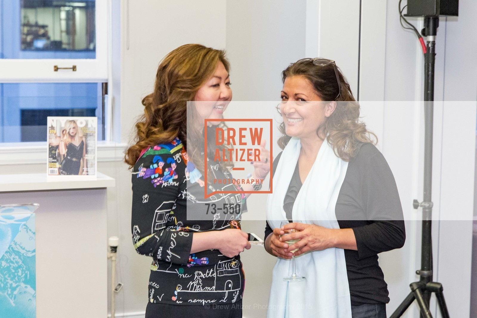Joy Chen, Zahra Sultani, H2O+ World Headquarters Opening: A New Beauty for the Bay, 111 Sutter St. 111 Sutter Street, 22nd Floor, November 18th, 2015,Drew Altizer, Drew Altizer Photography, full-service event agency, private events, San Francisco photographer, photographer California