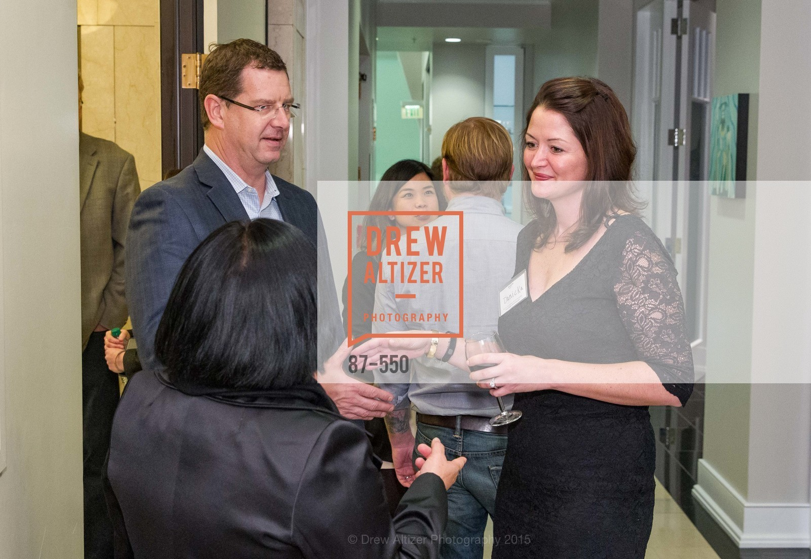 Bob Schooler, Dana McDonald, H2O+ World Headquarters Opening: A New Beauty for the Bay, 111 Sutter St. 111 Sutter Street, 22nd Floor, November 18th, 2015,Drew Altizer, Drew Altizer Photography, full-service agency, private events, San Francisco photographer, photographer california