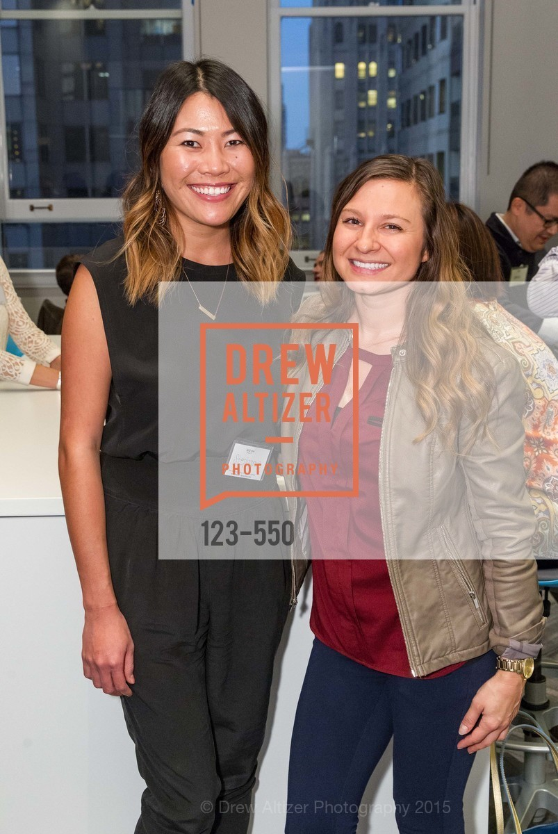 Stephanie Tsang, Lucy Resanova, H2O+ World Headquarters Opening: A New Beauty for the Bay, 111 Sutter St. 111 Sutter Street, 22nd Floor, November 18th, 2015,Drew Altizer, Drew Altizer Photography, full-service agency, private events, San Francisco photographer, photographer california