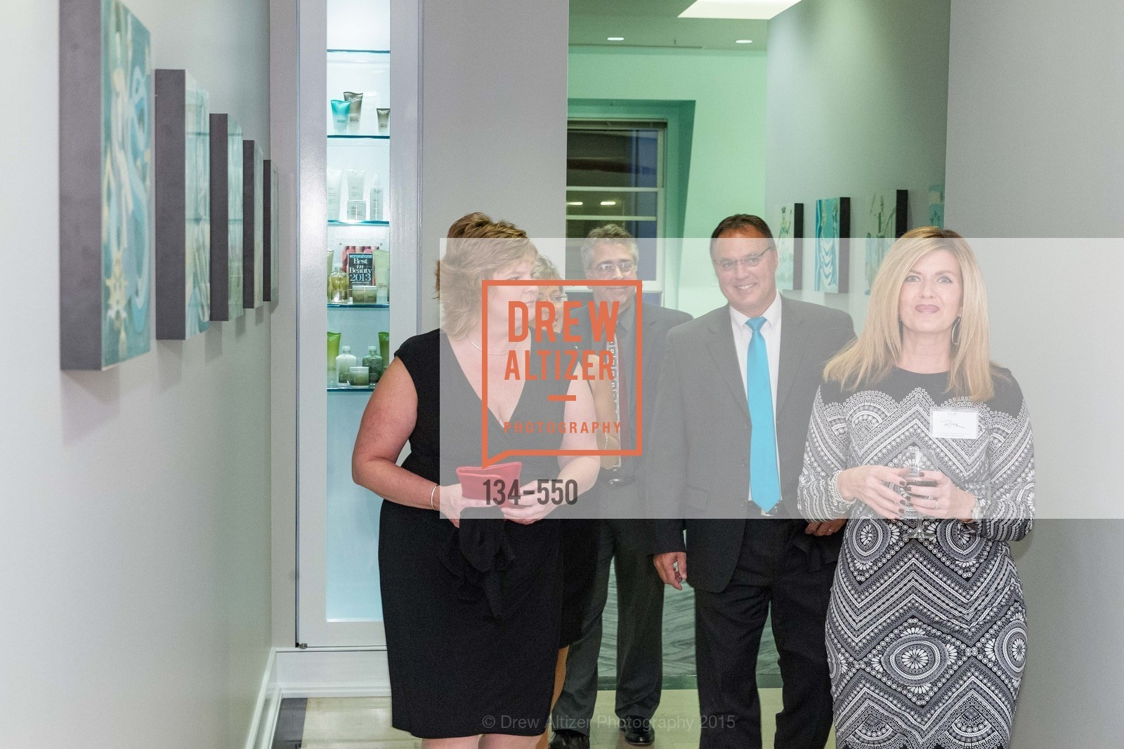 Christine Broadbent, Eric Landa, Tom McGlone, Rita Zito, H2O+ World Headquarters Opening: A New Beauty for the Bay, 111 Sutter St. 111 Sutter Street, 22nd Floor, November 18th, 2015,Drew Altizer, Drew Altizer Photography, full-service agency, private events, San Francisco photographer, photographer california