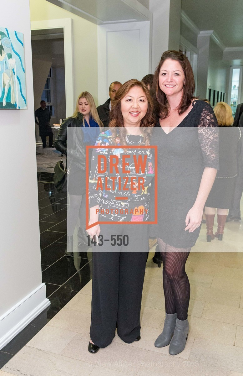 Joy Chen, Dana McDonald, H2O+ World Headquarters Opening: A New Beauty for the Bay, 111 Sutter St. 111 Sutter Street, 22nd Floor, November 18th, 2015,Drew Altizer, Drew Altizer Photography, full-service agency, private events, San Francisco photographer, photographer california