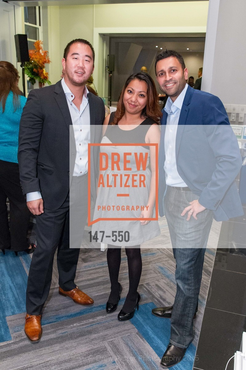 David Tower, Viviana Moya, Sarge Patel, H2O+ World Headquarters Opening: A New Beauty for the Bay, 111 Sutter St. 111 Sutter Street, 22nd Floor, November 18th, 2015,Drew Altizer, Drew Altizer Photography, full-service agency, private events, San Francisco photographer, photographer california