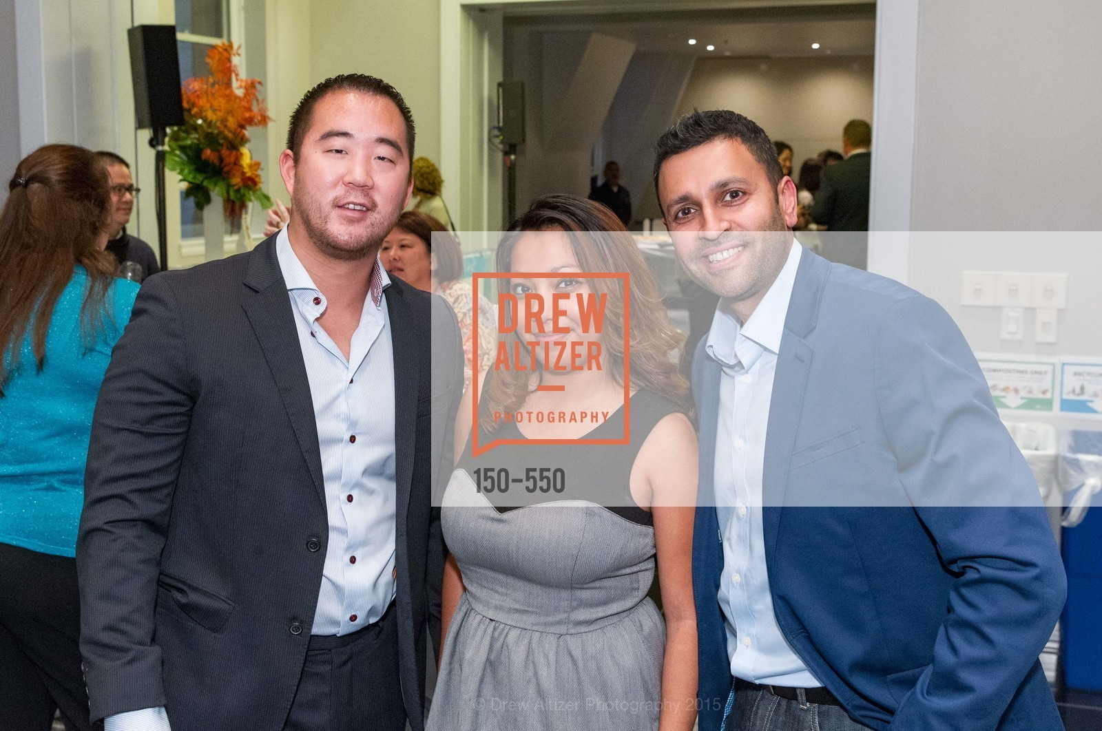 David Tower, Viviana Moya, Sarge Patel, H2O+ World Headquarters Opening: A New Beauty for the Bay, 111 Sutter St. 111 Sutter Street, 22nd Floor, November 18th, 2015