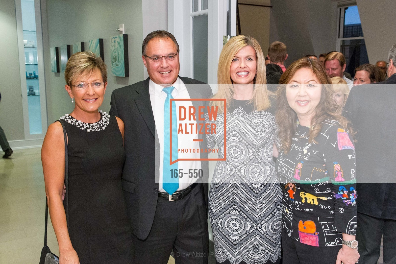 Gina McGlone, Tom, McGlone, Rita Zito, Joy Chen, H2O+ World Headquarters Opening: A New Beauty for the Bay, 111 Sutter St. 111 Sutter Street, 22nd Floor, November 18th, 2015,Drew Altizer, Drew Altizer Photography, full-service agency, private events, San Francisco photographer, photographer california