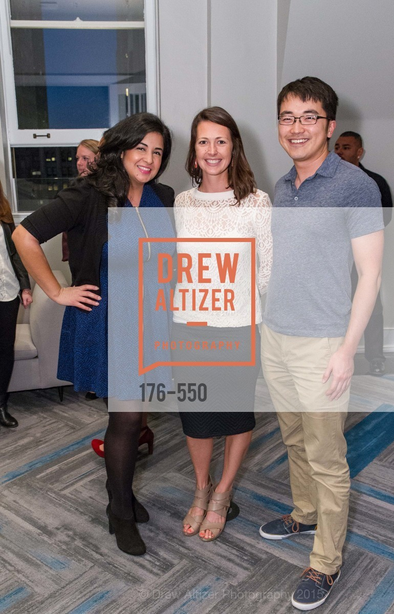 Carol Cadavid, Alex Lemieux, Steve Agi, H2O+ World Headquarters Opening: A New Beauty for the Bay, 111 Sutter St. 111 Sutter Street, 22nd Floor, November 18th, 2015,Drew Altizer, Drew Altizer Photography, full-service agency, private events, San Francisco photographer, photographer california
