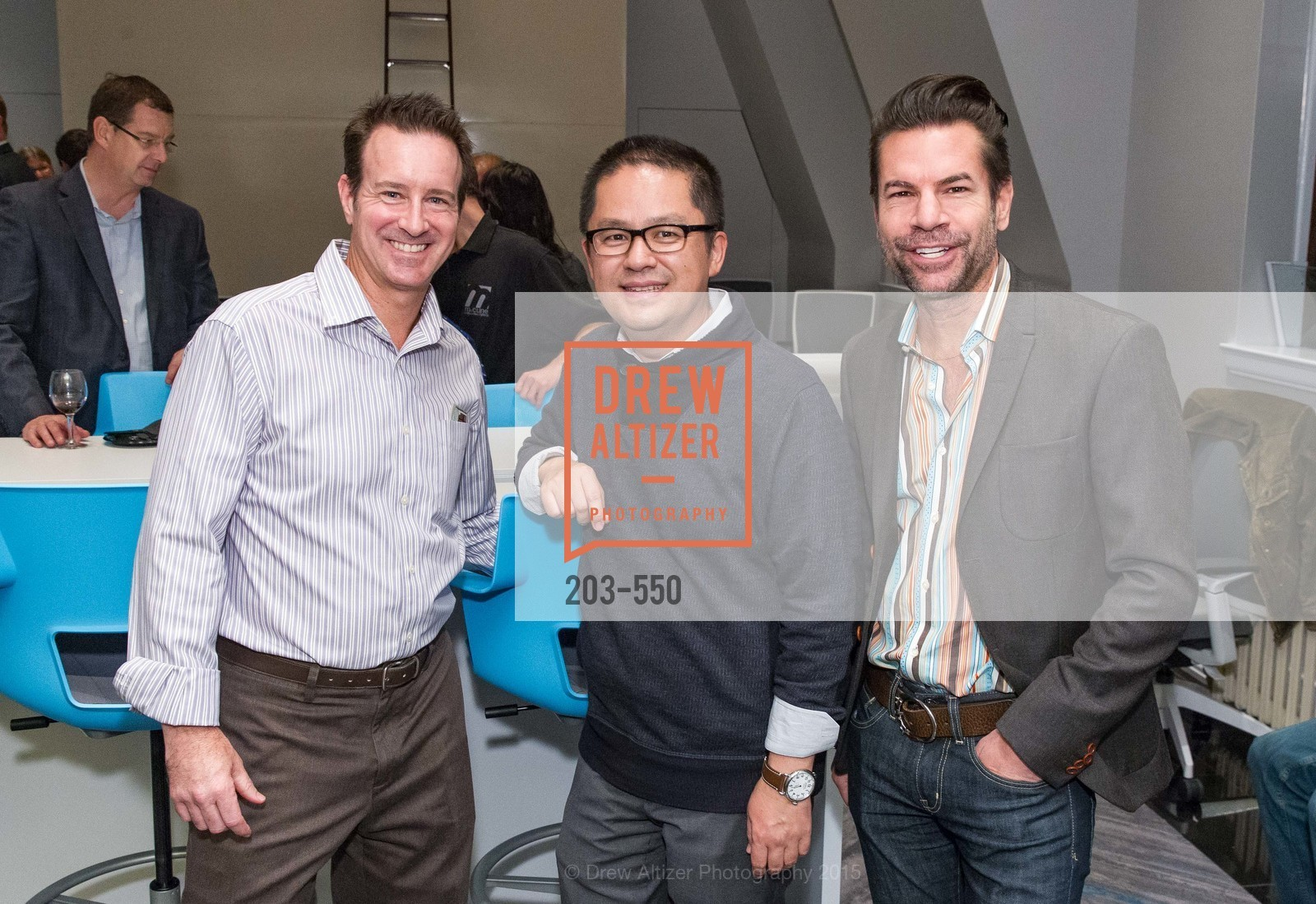 Darren Johnson, Robert Mison, H2O+ World Headquarters Opening: A New Beauty for the Bay, 111 Sutter St. 111 Sutter Street, 22nd Floor, November 18th, 2015,Drew Altizer, Drew Altizer Photography, full-service agency, private events, San Francisco photographer, photographer california
