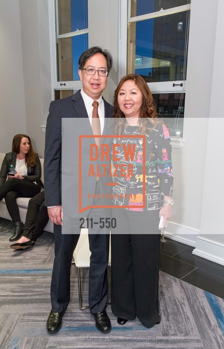 Vernon Chow, Joy Chen, H2O+ World Headquarters Opening: A New Beauty for the Bay, 111 Sutter St. 111 Sutter Street, 22nd Floor, November 18th, 2015,Drew Altizer, Drew Altizer Photography, full-service agency, private events, San Francisco photographer, photographer california